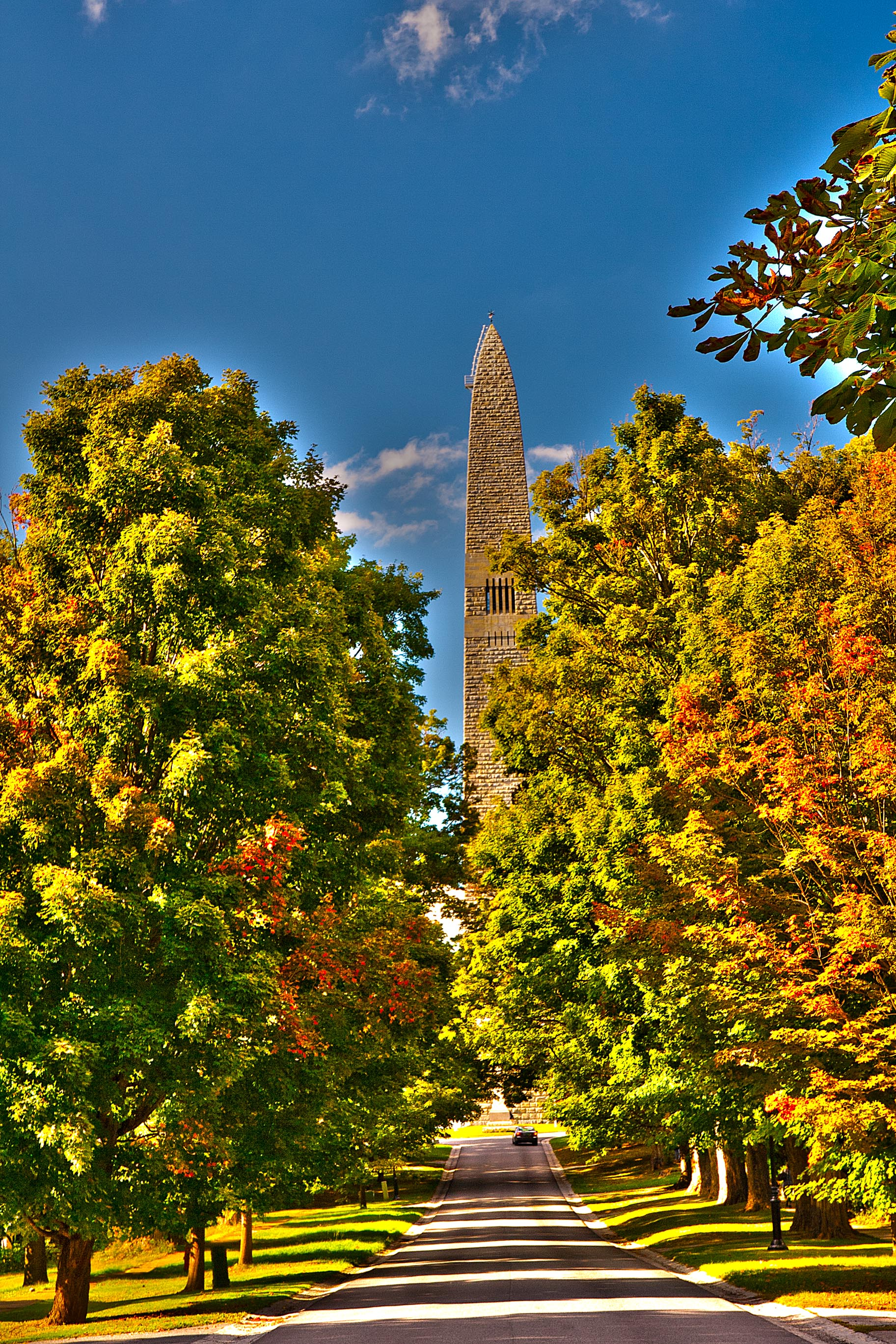 Bennington Obelisk – HDR