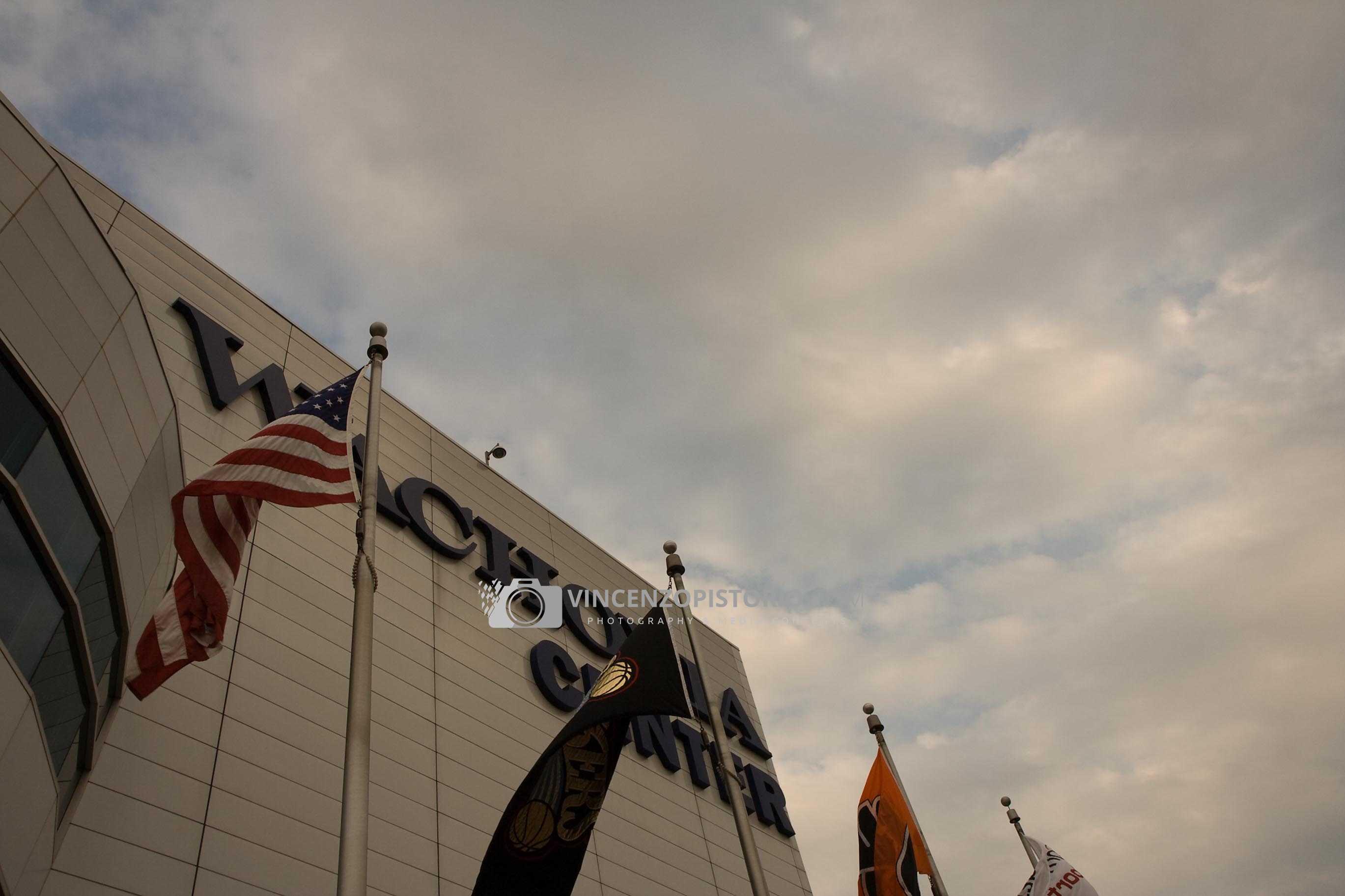 Wachovia Sport Center