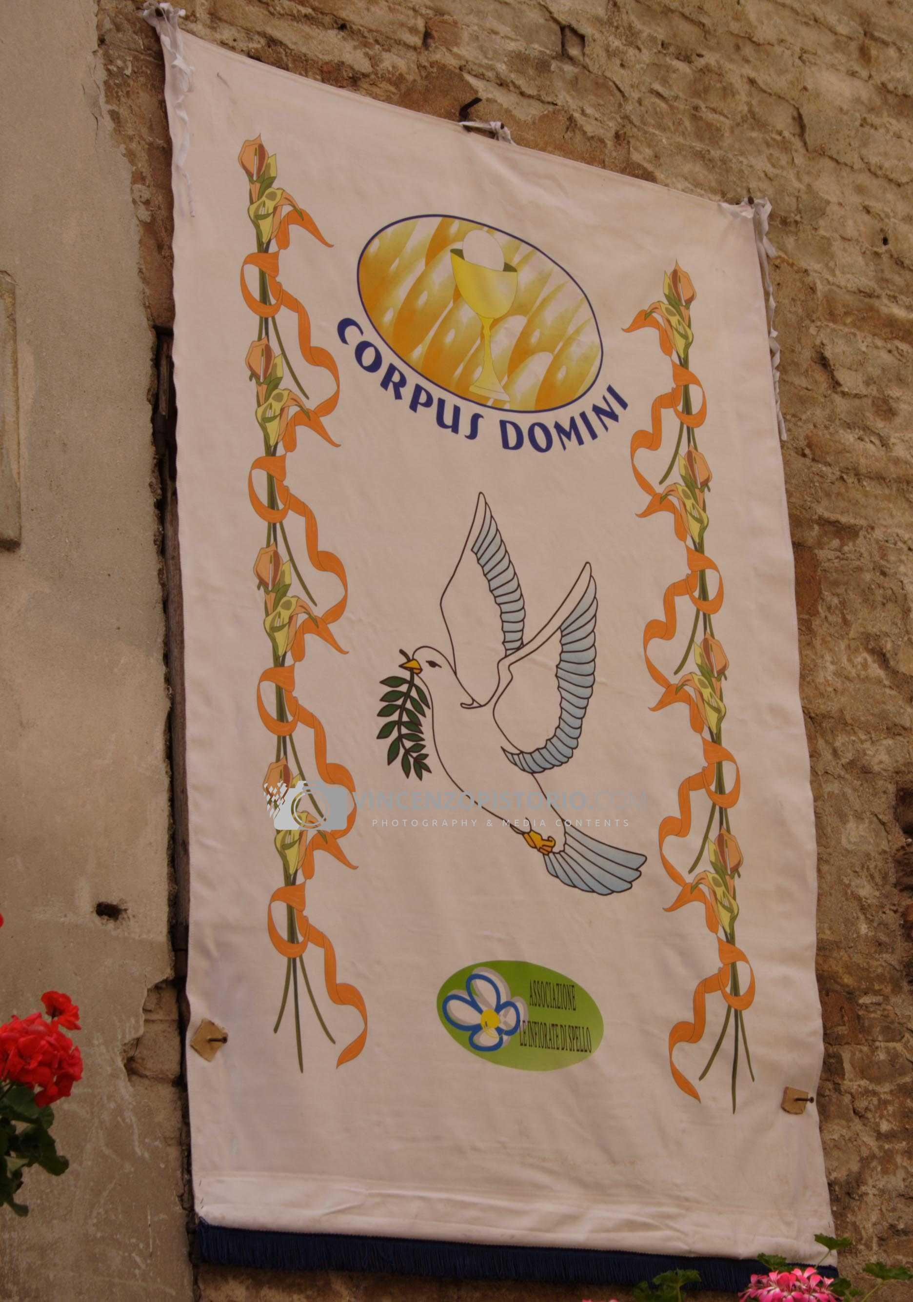 Corpus Domini Banner