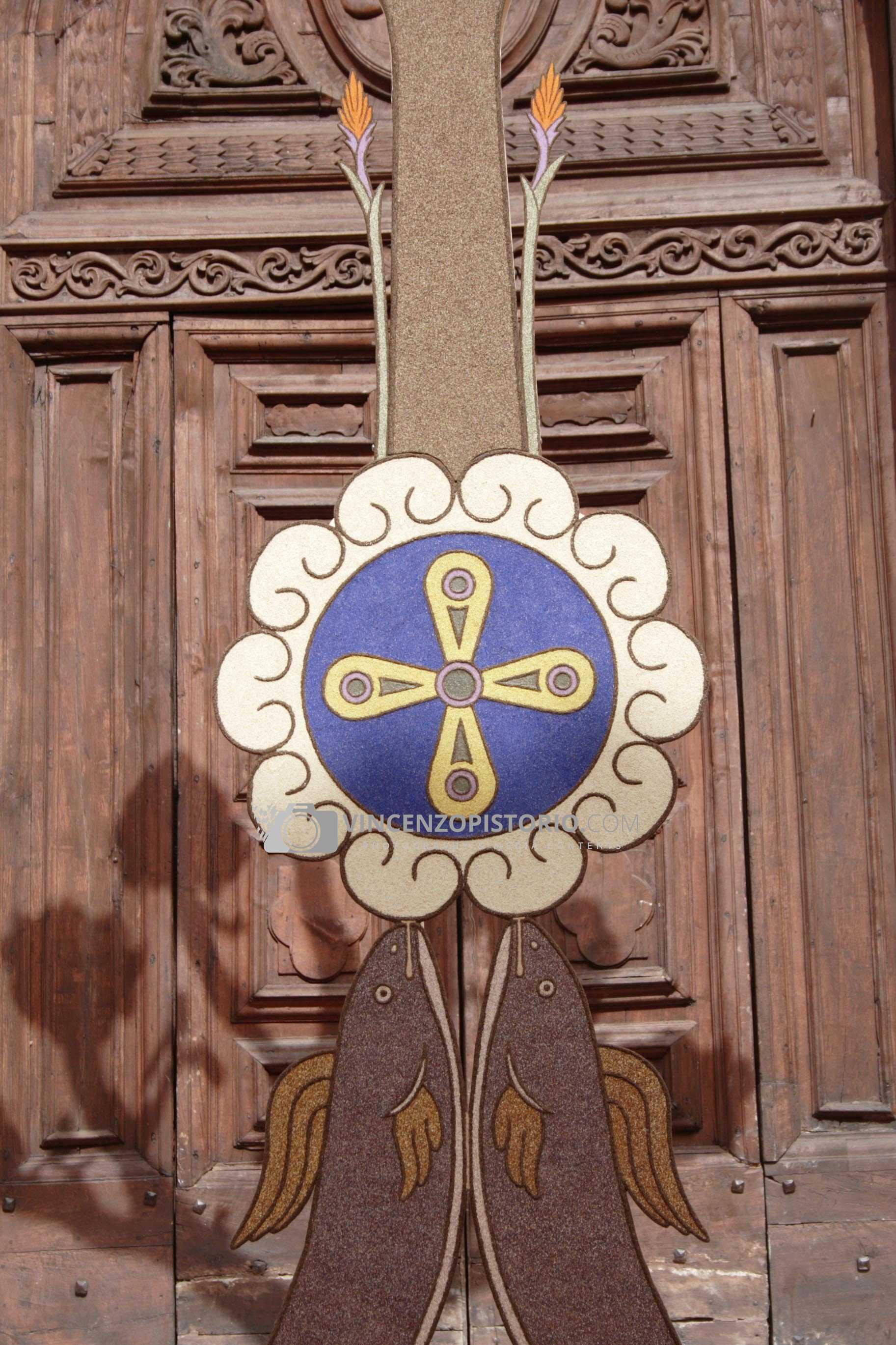 A particular cross
