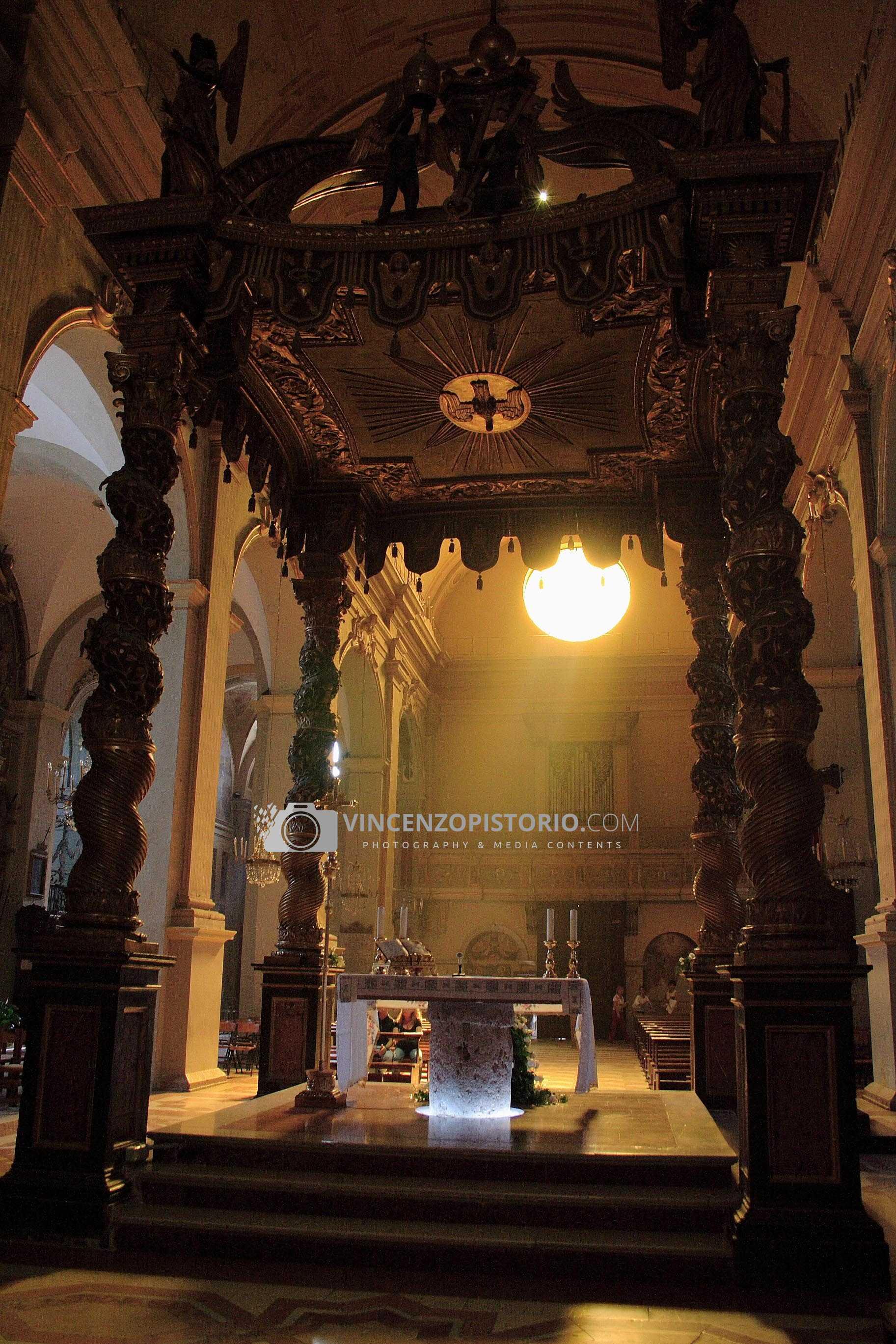 St. Lawrence Church – High Altar