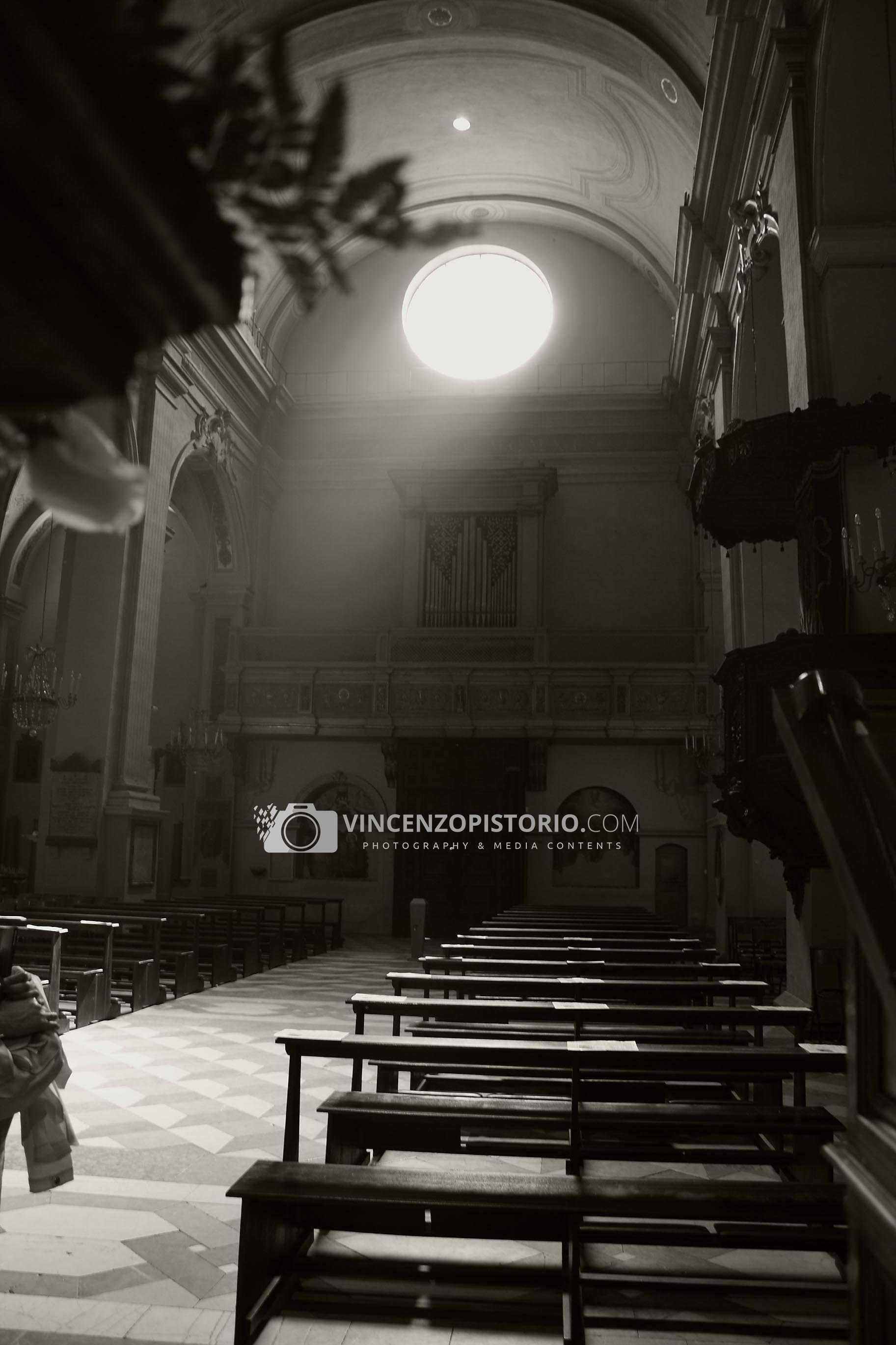 St. Lawrence Church – B&W